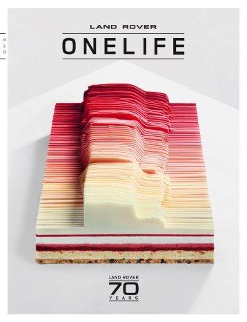 ONELIFE #36 – Taiwanese