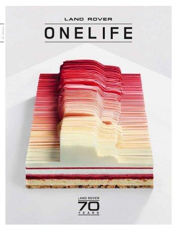 ONELIFE #36 – US English