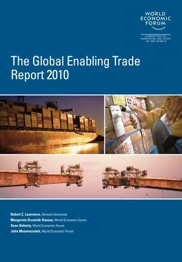 Global Enabling Trade Report 2010 - World Economic Forum