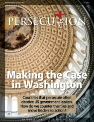 May 2018 Persecution Magazine