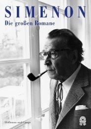 Georges Simenon HoCa