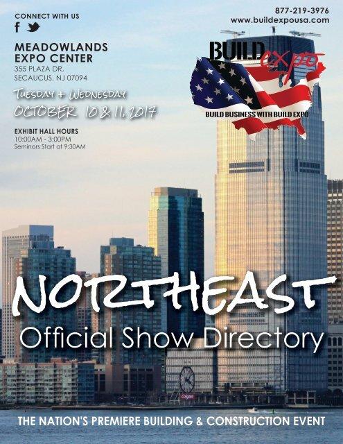 Northeast 2017 Build Expo Show Directory
