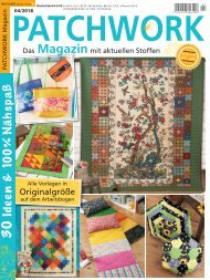 Patchwork Magazin 04/2018