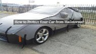 How to Protect Your Car from Hailstorms