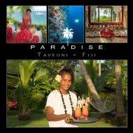 Paradise Taveuni 2018