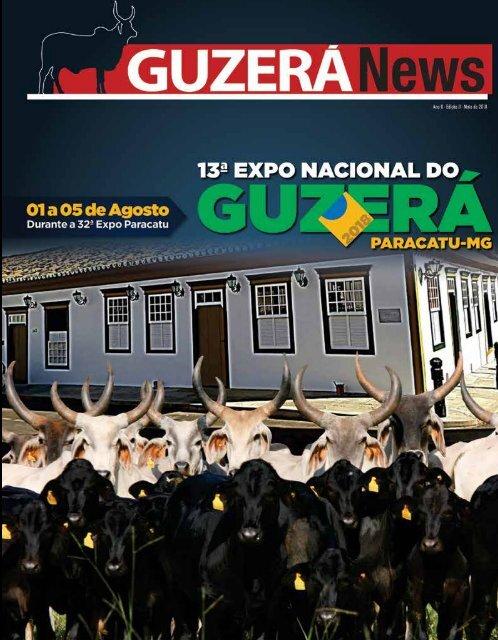 Revista Guzerá 2018
