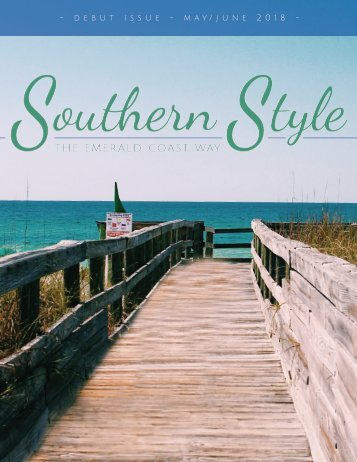 Southern Style • the debut issue