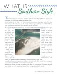 Southern Style • the debut issue - Page 5