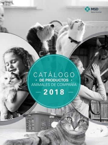Catálogo 2018 Companion