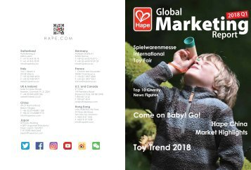 2018 Q1 Global Marketing report