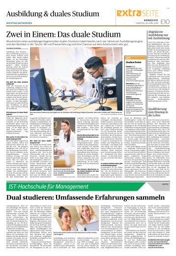 IST-Hochschule für Management  -28.04.2018-