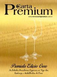 Revista Carta Premium - Especial Premiata 2018