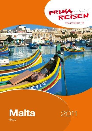 PRIMA Malta 2011