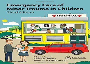 ePUB download Emergency Care of Minor Trauma in Children, Third Edition on any device