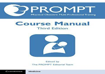 Download PDF PROMPT Course Manual Full page