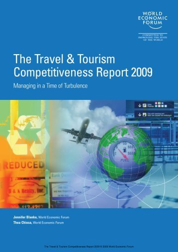 The Travel & Tourism Competitiveness Report 2009 - World Economic ...