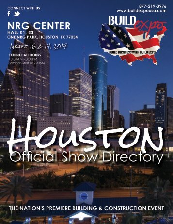 Houston 2017 Build Expo Show Directory