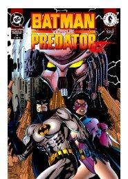Batman vs Predator vol 2 (1-4)