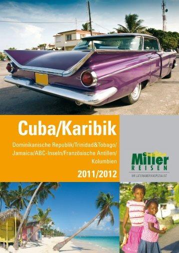 MILLER CubaKaribikEdSchweiz 1112