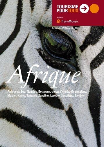 AFRICANTRAILS Afrique 1011