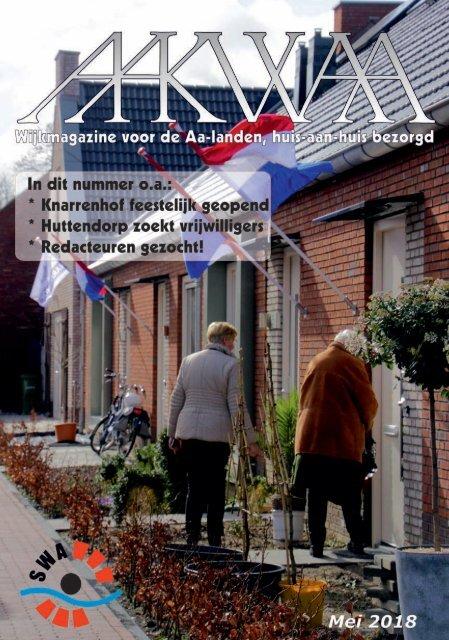 Wijkblad Aakwaa mei 2018