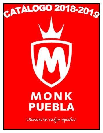 CATALOGO MONK 2018-2019