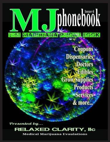 MJphonebook - Issue 6