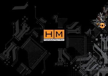 HM Catalogue - HansaMatrix