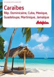 HOTELPLAN Caraibes 1112