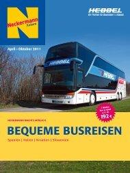 NECKERMANN BequemeBusreisen So11
