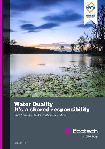 ECOTECH Water Services brochure