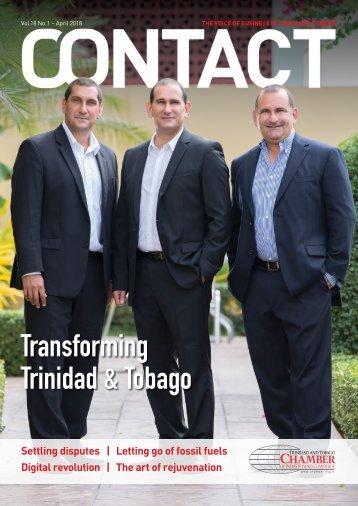 Contact Magazine April 2018