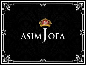 Uplift your Looks with Luxury Lawn 2018 from Asim Jofa