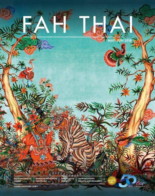 Fah Thai Magazine May June 2018