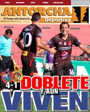 Antorcha Deportiva 314