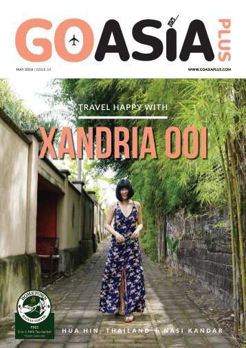 GOASIAPLUS May 2018 Issue