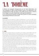 LA BOHEME PROGRAMM - Seite 2