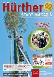 Hürther Stadt Magazin April 2018