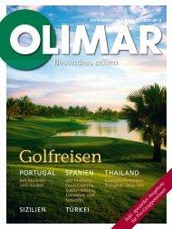 OLIMAR Golfreisen 1112