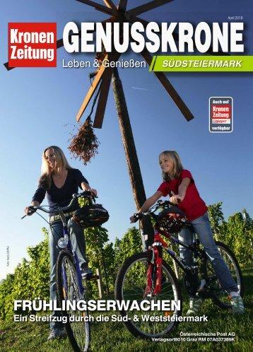 Genuss Krone Südsteiermark 2018-04-23