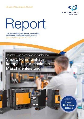 Report Mai 2018