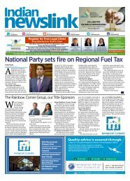 Indian Newslink May 1, 2018 Digital Edition
