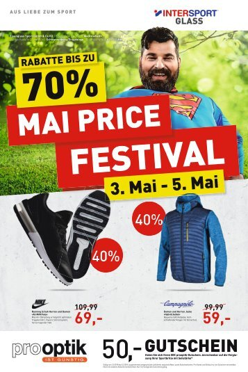 Intersport Glass - 02.05.2018