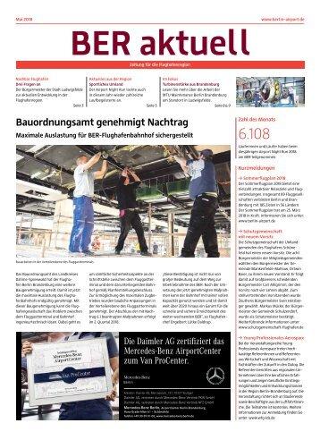 BER aktuell 05/2018