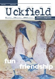 Uckfield Matters Issue 128 April 2018