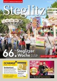 Gazette Steglitz Mai 2018