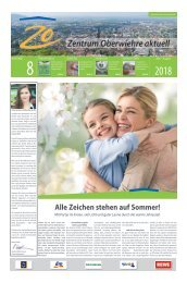 ZO aktuell 8/2018