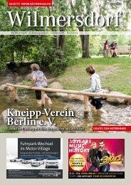 Gazette Wilmersdorf Mai 2018