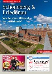 Gazette Schöneberg & Friedenau Mai 2018
