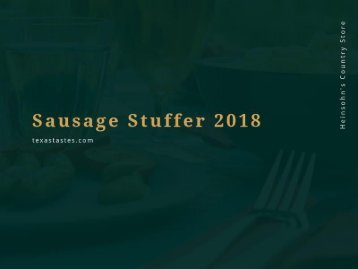 Buy Sausage Stuffers Online
